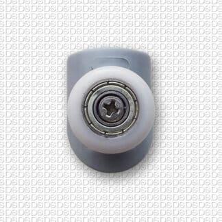 Douchedeur-bovengeleider-type-1-voorkant