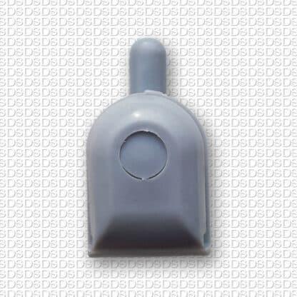 Douchedeur-ondergeleider-type-1-achterkant