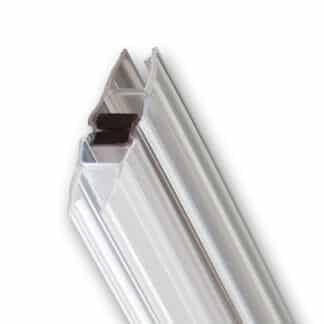 Douchedeur magneetprofiel type recht
